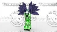 Creeper Hat Minecraft