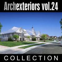 archexteriors vol 24 exteriors 3d model
