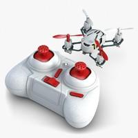 3d quadcopter hubsan nano q4