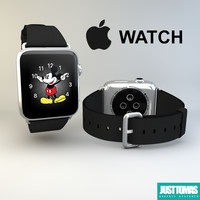 apple watch 3d 3ds