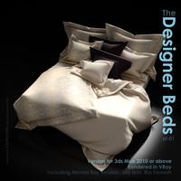 maya designer beds -