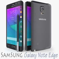 3d samsung galaxy note edge