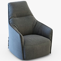armchair cloth max