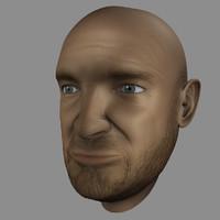 maya head john locke