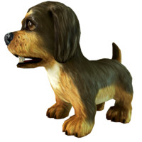 maya puppy toon