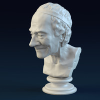 max voltaire bust
