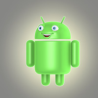 cartoon android logo max