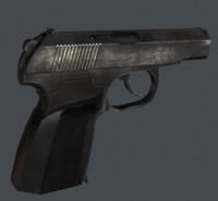 3ds pmm-12 makarov pistol