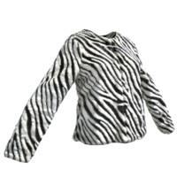 zebra jacket obj