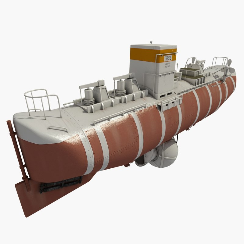 barellieri trieste submarine - photo#16