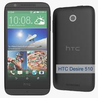 3d new htc 510