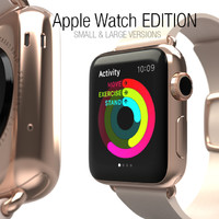 3dsmax apple watch edition -