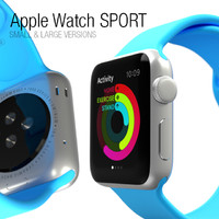 obj apple watch sport -