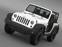 Jeep Wrangler Rubicon 10th Anniversary 2014