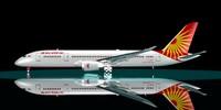 air india 787-8 dreamliner 3d max