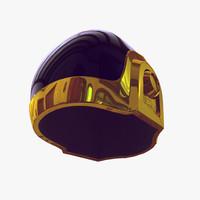 obj daft helmet