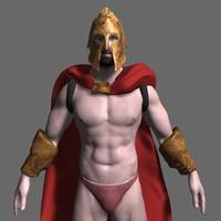 max spartan warrior