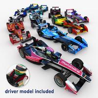 2014 formula e race cars max