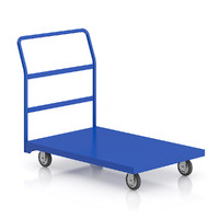 service cart market 3d c4d