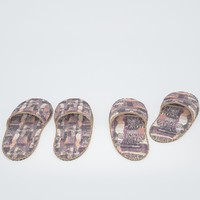 slippers v-ray 3d model