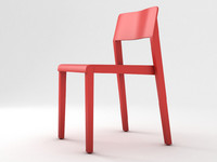 3d thonet 330 st chair