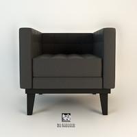 eichholtz corbusier armchair obj