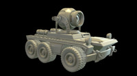 3ds laser tank