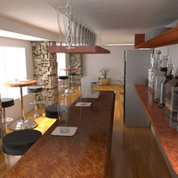 pub restaurant bar 3ds free