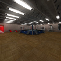 fbx boxing gym