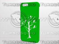 phone case tree 3d model