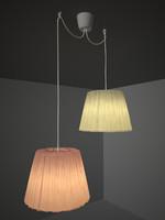 lamp shade 3d max