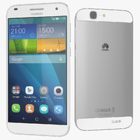 3ds max huawei ascend g7 smartphone