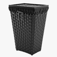3ds max laundry basket ikea knarra