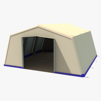 3ds max centre tent