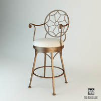 drexel et cetera bar chair max