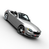 Generic Car 008 - Roadster