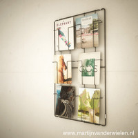 3d model puhlmann frame 6 magazine rack