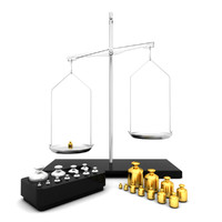 laboratory scale calibration weight set max