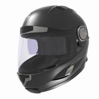 3d model scorpion helmet