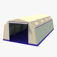 CDC Tent