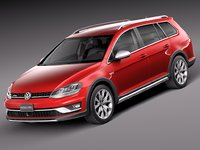 2015 volkswagen golf 3ds