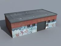 garage 02 3d model