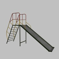 3ds max children s slide