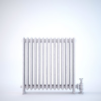 3ds max radiator classical