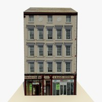 3d model of rise 7 building ready