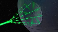 Death Star Super-Laser