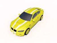 3d model bmw m3