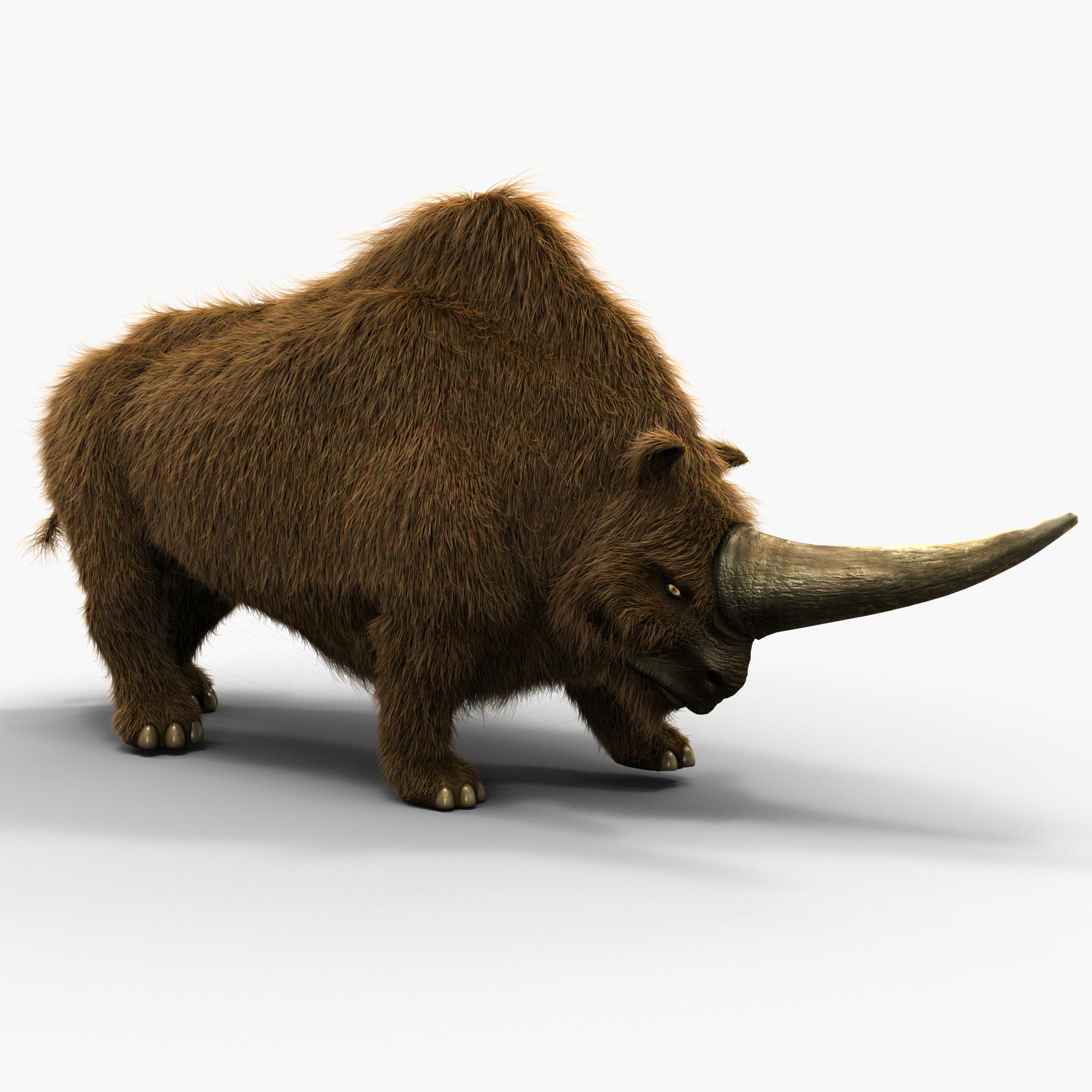 Elasmotherium Pose 1 Fur_2.jpg