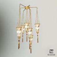 3d archeo venice design lamp
