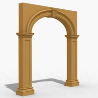 arch 1 3d dxf